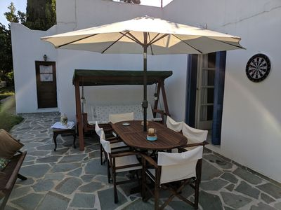 Photo for Johns House for a Greek Summer - Andros