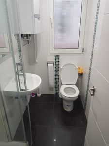 Photo for room in shared flat private bathroom and shared kitchen