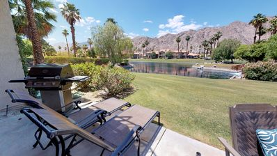 Photo for A Nicely Appointed Two Bedroom, Two Bath PGA West Condo with Gorgeous Views!!