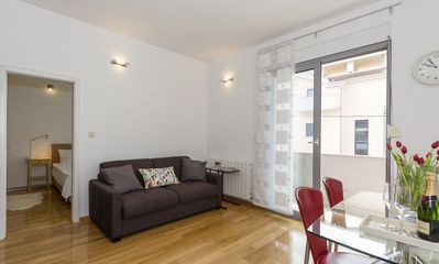 Photo for Enjoy a quite location in a private house , 10 minutes from the city center