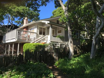 Photo for Historic Sunshine Cottage By-The-Sea