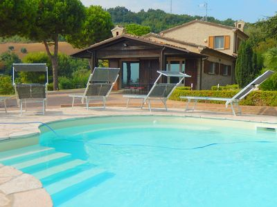 Photo for 3BR Villa Vacation Rental in Centinarola, Marche