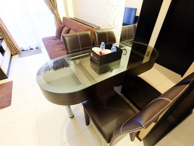 Photo for Apartment Mediterania Residence 2 , Art Studios 2BR (IRP)