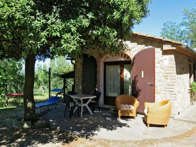 Photo for Vacation home Casetta Bob (GUA180) in Guardistallo - 3 persons, 1 bedrooms