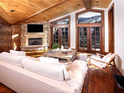 Photo for Luxurious penthouse condominium on 2 levels. One of nicest properties in Vail!!