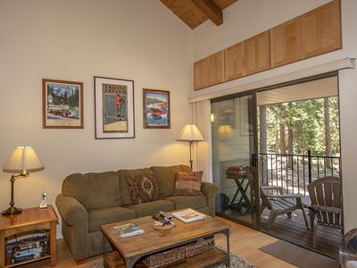 Photo for Carnelian Woods # 11: 2 BR / 1.5 BA condo/townhouse in Carnelian Bay, Sleeps 6