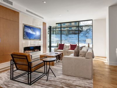 Photo for All-Suite Ski-In/Ski-Out Penthouse - Pool, Hot Tub & Mountain-View Balcony!
