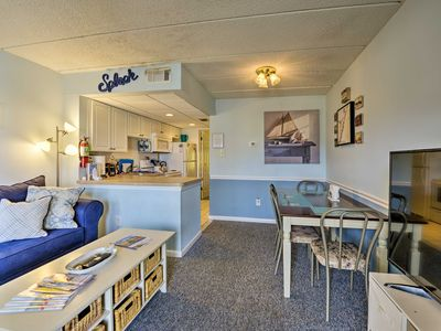 Photo for NEW-Wildwood Condo w/Pool Access, 1 Block to Beach