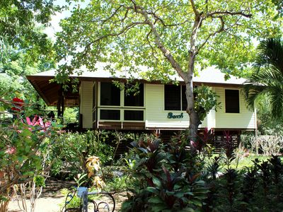 Photo for Nature Lovers Delight! Gardens, Private Beach, Pool, Dive Shop, In Gated Resort