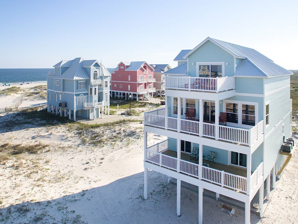 Spacious Beach House With A Beautiful View Vrbo