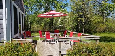 Photo for Bring your boat!  Lake Leelanau Cottage, Pet Friendly, All summer to fill.