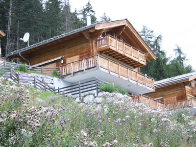 Photo for A very comfortable chalet with Jacuzzi