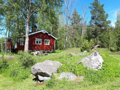 Photo for Family friendly holiday home in southern Sweden, pets allowed.