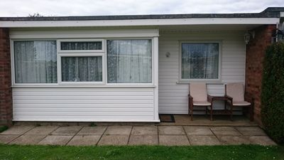Photo for Sunset Chalet-Sundowner-Hemsby-Electric, Linen & Swimming Pool Included in price