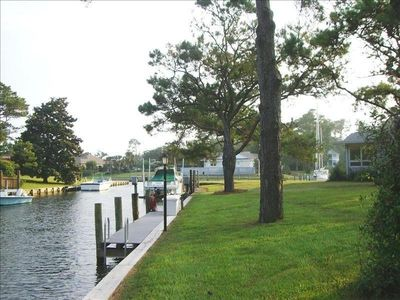Photo for Waterfront Getaway with Deep Water Dock Off I.C.W - Bring your boat or jet skis