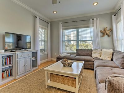 Photo for NEW! Charming 30A Townhome w/ Pool & Beach Access!