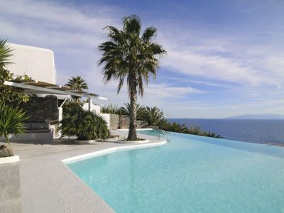 Photo for BlueVillas | Villa Doriane |Family private & luxury escape close to Mykonos Town