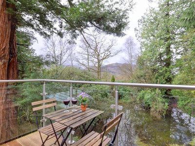 Photo for With stunning views from the rear of the property