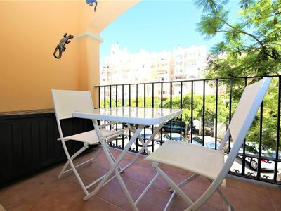 Photo for Beautiful one bedroom apartment in Estepona centre, Estepona centre, eight minute walk to the beach