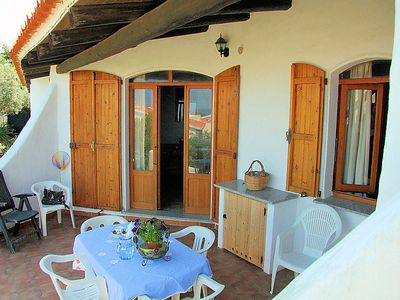 Photo for Vacation home Sa Fiorida B  in Valledoria, Sardinia - 4 persons, 2 bedrooms