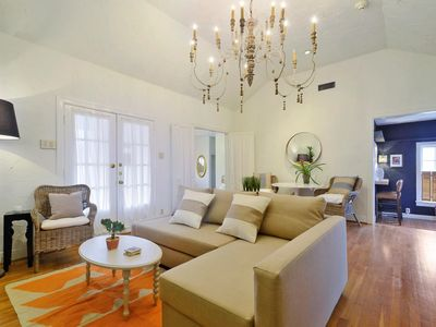 Photo for Moroccan-Inspired Retreat in SoLa -- Walk to Downtown! Sleeps 6