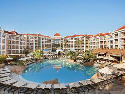 Photo for Week vacation hotel hilton vilamoura, sleeps family with 2 children