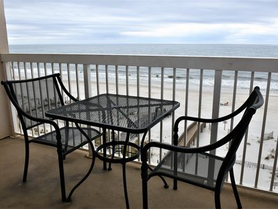 Photo for Caribbean 502 ~ Beachfront ~ Covered Parking ~ Bender Vacation Rentals
