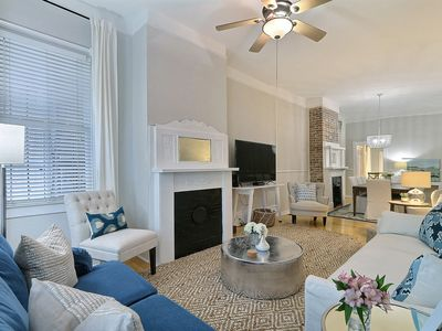 Photo for Recently Renovated Historic Savannah Home Perfect for Your Large Group