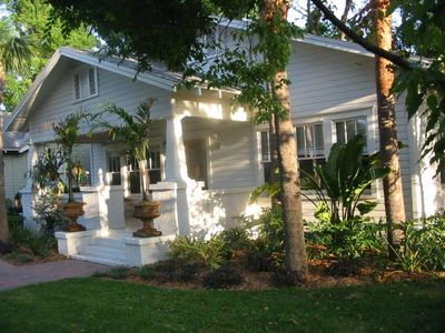 Photo for Beautiful Thornton Park Bungalow, Downtown Orlando, Historic