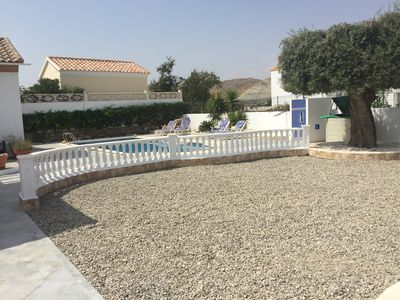 Photo for Beautifully presented three bedroom villa in the picturesque village of Arboleas