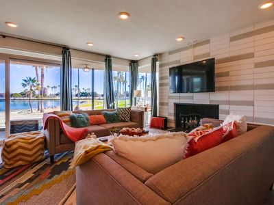 Aspin Upper By 710 Vacation Rentals | Private Ground Floor Patio with Unique Views of the Bay!