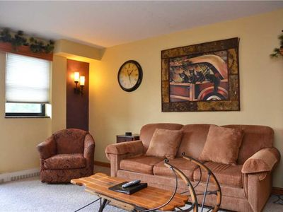 Photo for Comfortable  1 Bedroom  - Beaver Run 31430