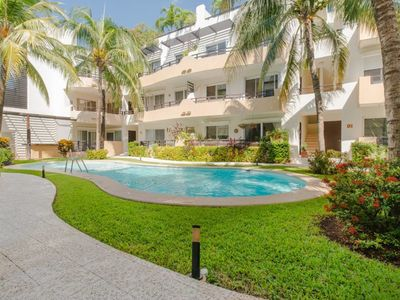 Photo for 3Bedrooms Penthouse. Peregrina Playa del Carmen Downtown Core