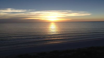 Photo for Directly on the Gulf ~ Glorious views ~ Quiet area.  Long-term rentals welcome