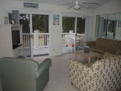 Photo for Full Kitchen, 2 Bedrooms, 2 Bathrooms, Golf Resort, Golf Course View in Calabash, NC(3008)