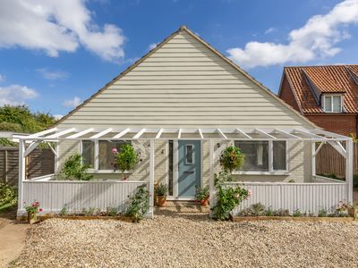 Photo for Betty's Cottage is ideally situated for a seaside holiday