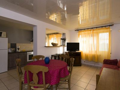 Photo for Quiet apartment 15 minutes walk from the beach - 3-Room Apartment 6 people