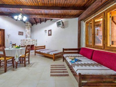 Photo for Apartment Stone Village Apartment in Bali, Rethymnon - 6 persons, 2 bedrooms