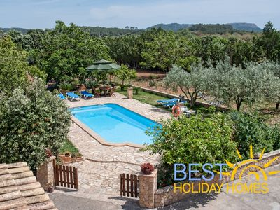 Photo for Casa Pilli - Lovely Holiday Home with Private Pool in Peaceful Location! - Free WiFi