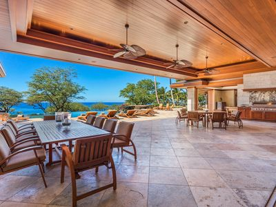 Photo for Luxury Estate at The Bluffs at Mauna Kea