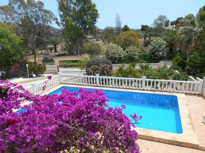 Photo for Villa in Moraira - 5 Bedrooms -- 8 to 10 guests