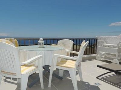 Photo for 1 Bed Apartment, with 180 Degree Sea and Cliff Views in Tamara