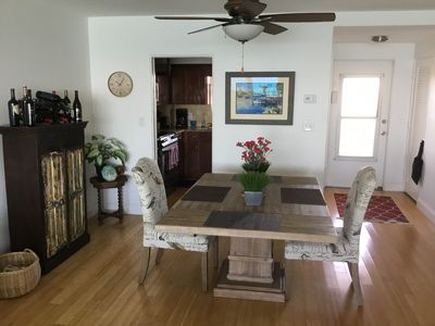 Photo for Beautifully furnished updated unit with unobstructed view of Gulf of Mexico