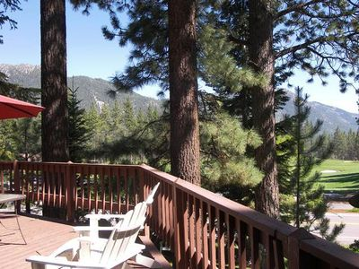 Photo for Montclair Villas #6: 3 BR / 2 BA freestanding condo in Incline Village, Sleeps 9