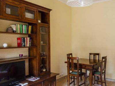 Photo for Cozy apartment near the metro and the Vatican, free wifi