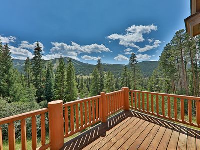 Photo for Winter Park Mountain Views with Private Hot Tub