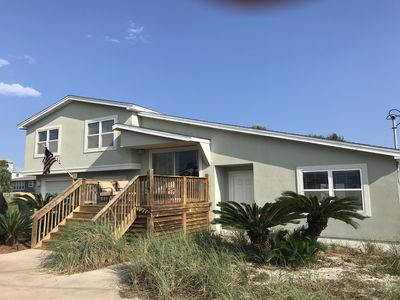 Photo for Pensacola Beach Pet-Friendly Beach House