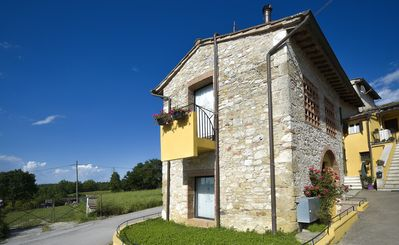Photo for CASAILCAMBIO Typical Tuscan hut recently renovated, about 45 square meters.