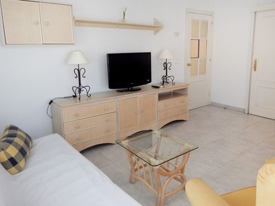 Photo for Platja d'Aro apartment with parking 200m from the beach