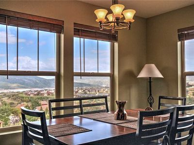 Photo for Pet Friendly Home! 4 min to Deer Valley Gondola – Frozen Lake Views – Hot Tub